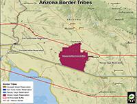 AZ tribal map